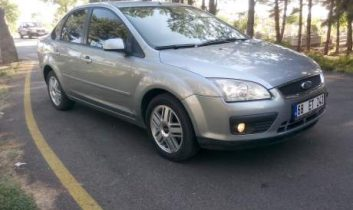 Ford Focus 1.6 TDCi Ghia FULL+FULL