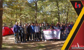 Gençlere yönelik Hasandağı Kampı