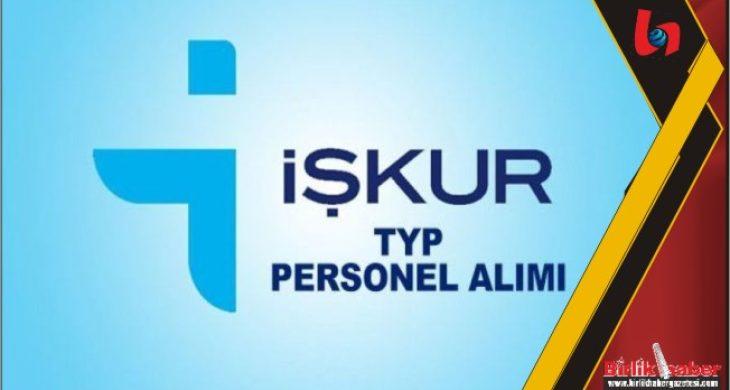 İŞKUR'dan Noter Kurasıyla 11 Kişilik TYP İşçisi Alımı