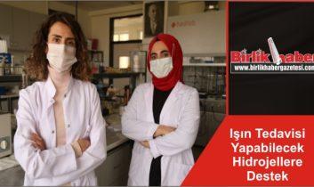 Işın Tedavisi Yapabilecek Hidrojellere Destek