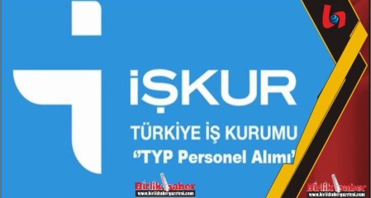 İşkur'dan Noter Kurasıyla 170 Kişilik TYP İşçisi Alımı