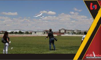 Model Uçak Kursu Uçuş Uygulamasıyla Tamamlandı