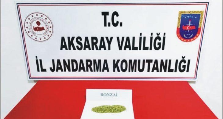 Ortaköy'de Uyuşturucu ticareti yapanlar yakalandı