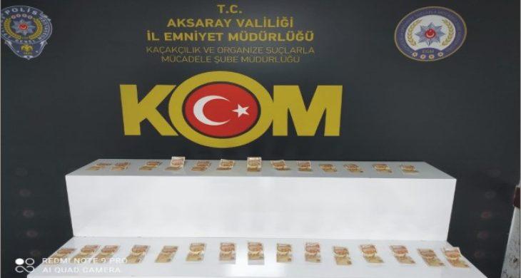 Piyasaya Sahte Para süren Şahıslar Yakalandı