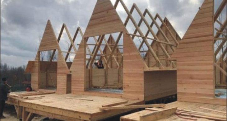 Sarıyahşi Bungalov Evleri Projesi