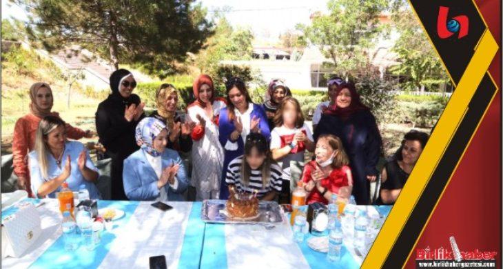 Sevgi evleri çocuklarına piknik düzenlendi