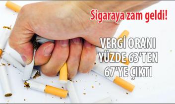 Sigaraya da zam geldi, işte yeni fiyatlar