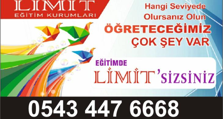 Türkiye'nin Markası Limit Aksaray'da Açıldı