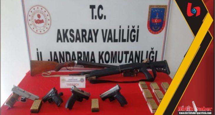 Topakkaya'da Düğünde Ateş eden 5 kişi gözaltına alındı