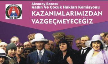 Türk Medeni Kanununun Kazanımlarından Vazgeçemeyiz