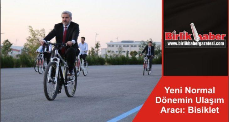 Yeni Normal Dönemin Ulaşım Aracı: Bisiklet