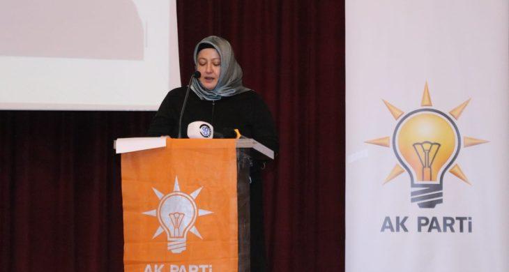 AK Parti Kadın Kolları Polat İle Yola Devam dedi