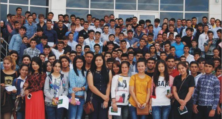 ASÜ'de kaç yabancı öğrenci var?