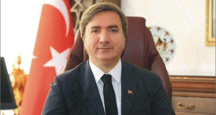 """Aksaray Valisi Aydoğdu'nun """"8 Mart Dünya Kadınlar Günü"""" Mesajı"""