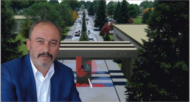 Türkiye'nin ve Bölgenin en büyük yapay parkı Topakkaya'ya yapılıyor