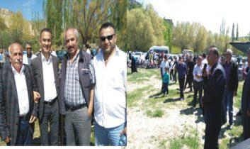 Yaprakhisar'da Yapılan Şenlikler Siyasileri Buluşturdu